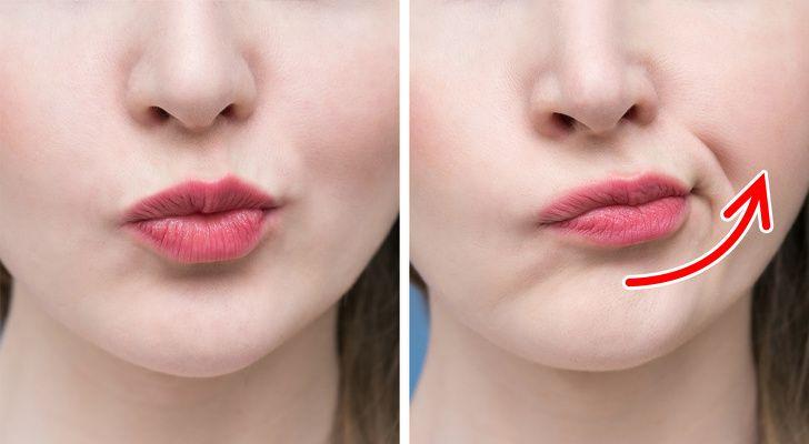 8 cvikov, ako sa zbaviť previsnutých líc a zmeniť tvar tváre